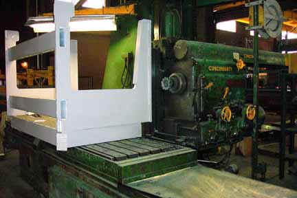 Cincinnati Hydrotel Mill